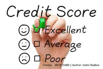 Evaluate your credit score
