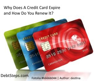 Credit cards do have expiration dates, know what yours are.