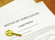 Official Foreclosure Notice